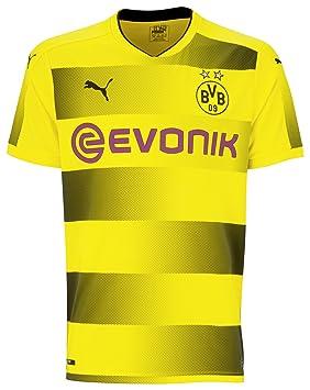 f88db89c Puma - Camiseta del Borussia de Dortmund primera equipación, temporada 17/18,  amarillo/negro, xx-large: Amazon.es: Deportes y aire libre