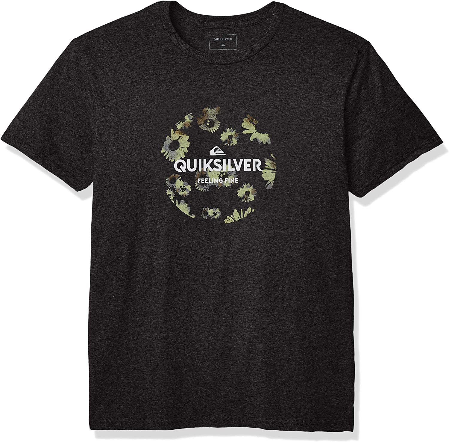 Quiksilver Mens Summers End Tee