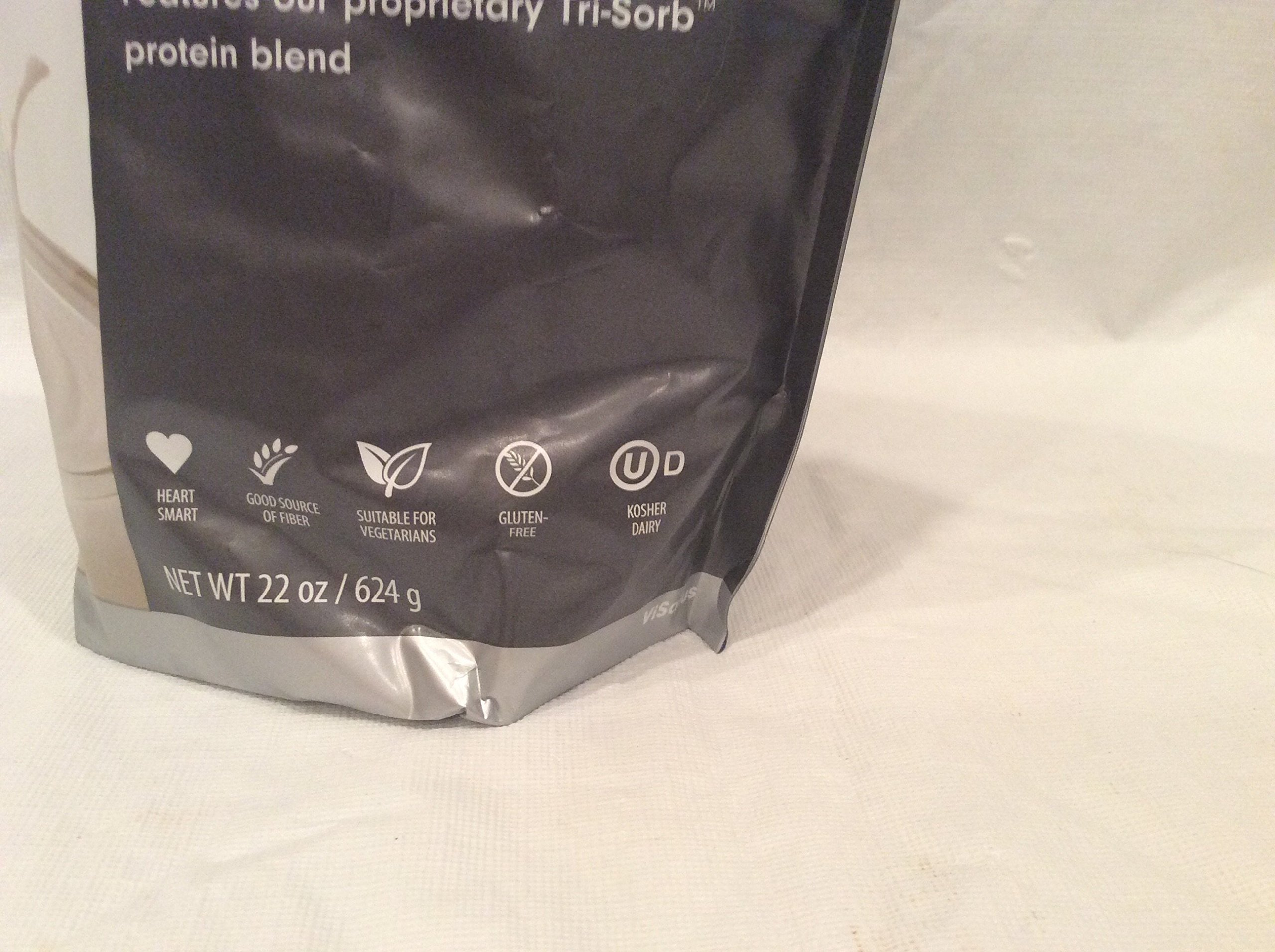 Visalus VI-Shape Nutritional Shake Mix Sweet Cream Flavor 22 0z (2 Bags NEW Vi Packaging) by ViSalus (Image #1)