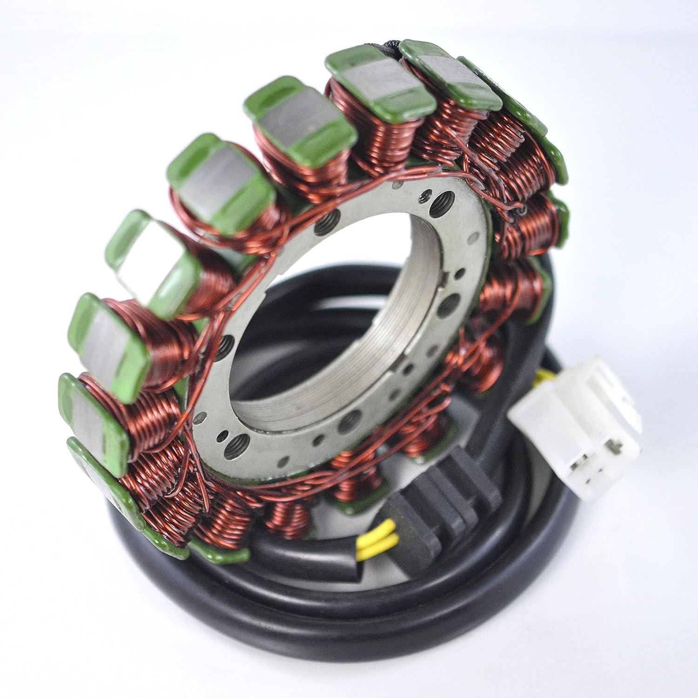 Stator For Kawasaki KLR 650 2008 2009 2010 KLR650 OEM Repl.# 21003-0045 21003-0084 RaceTech Electric