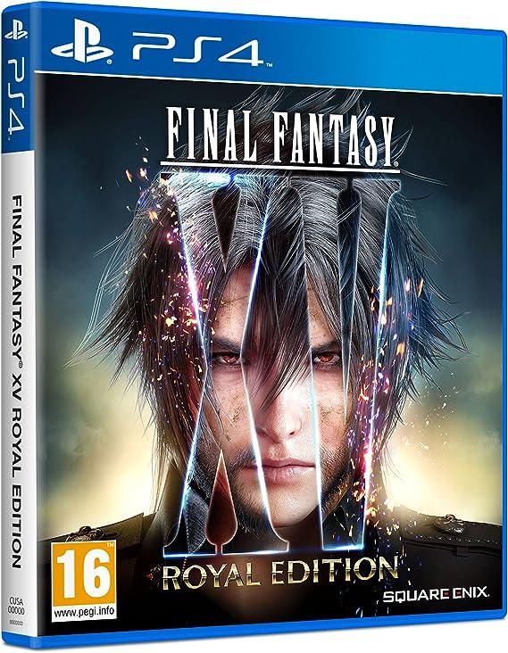 Final Fantasy XV Royal Edition - Game of The Year - PlayStation 4 ...