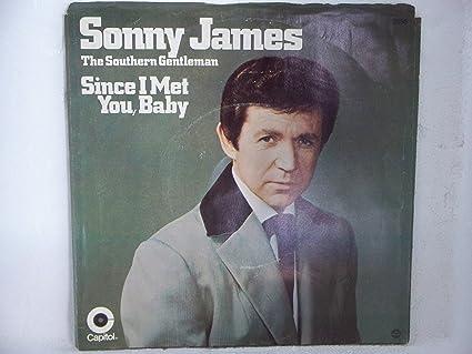 Image result for since i met you, baby sonny james single images