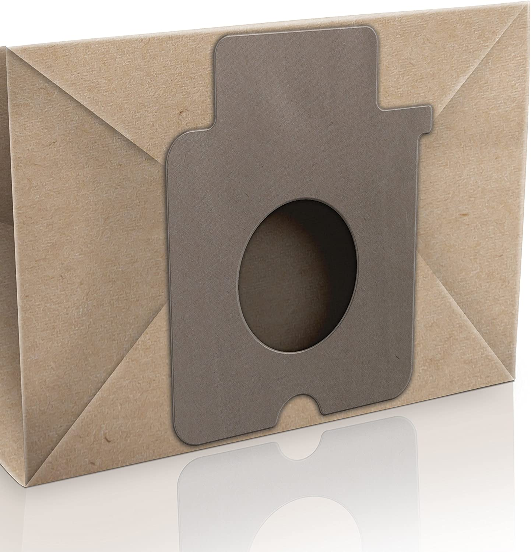 5 piezas, papel ?WESSPER/® Bolsas de aspiradora para Panasonic MCE-92N