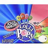 Jolly Rancher Lollipops, Original Flavors (50-Count box) 1 Pound 14 Ounce