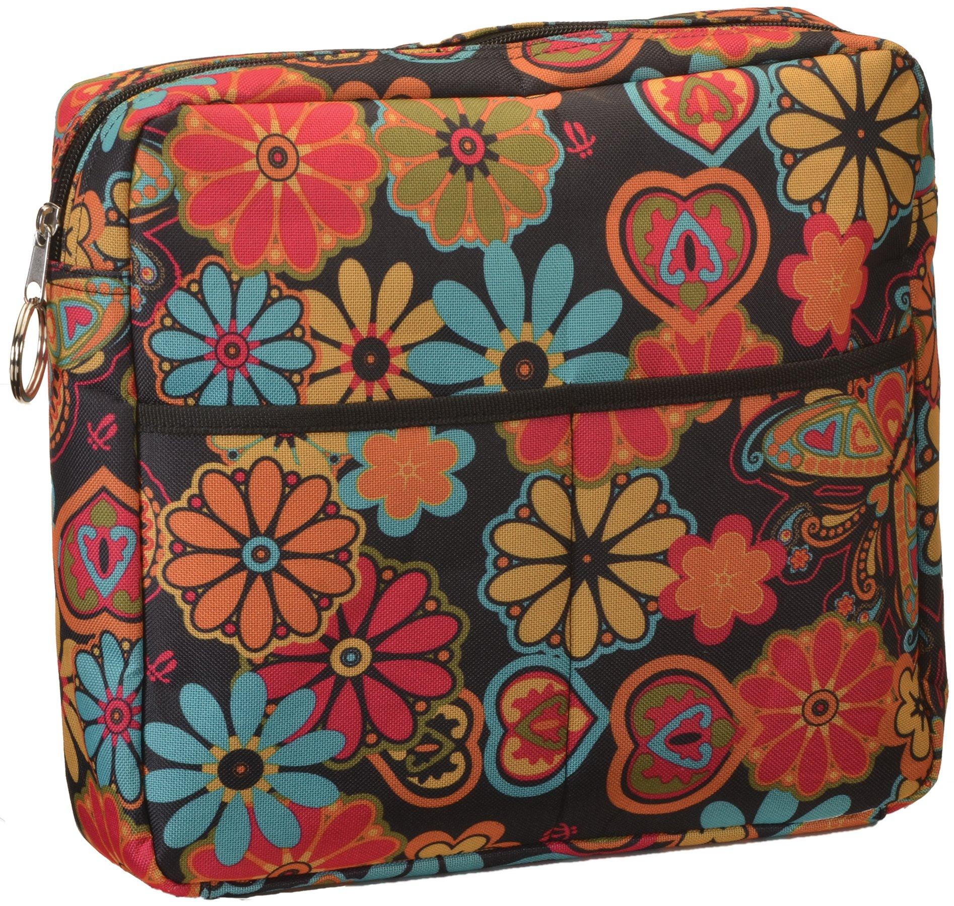 NOVA Medical Products Mobility Bag, Boho Blossoms, 1 Pound