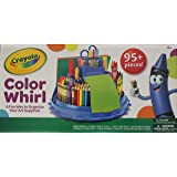 Color Whirl Spinning Organizer - Blue