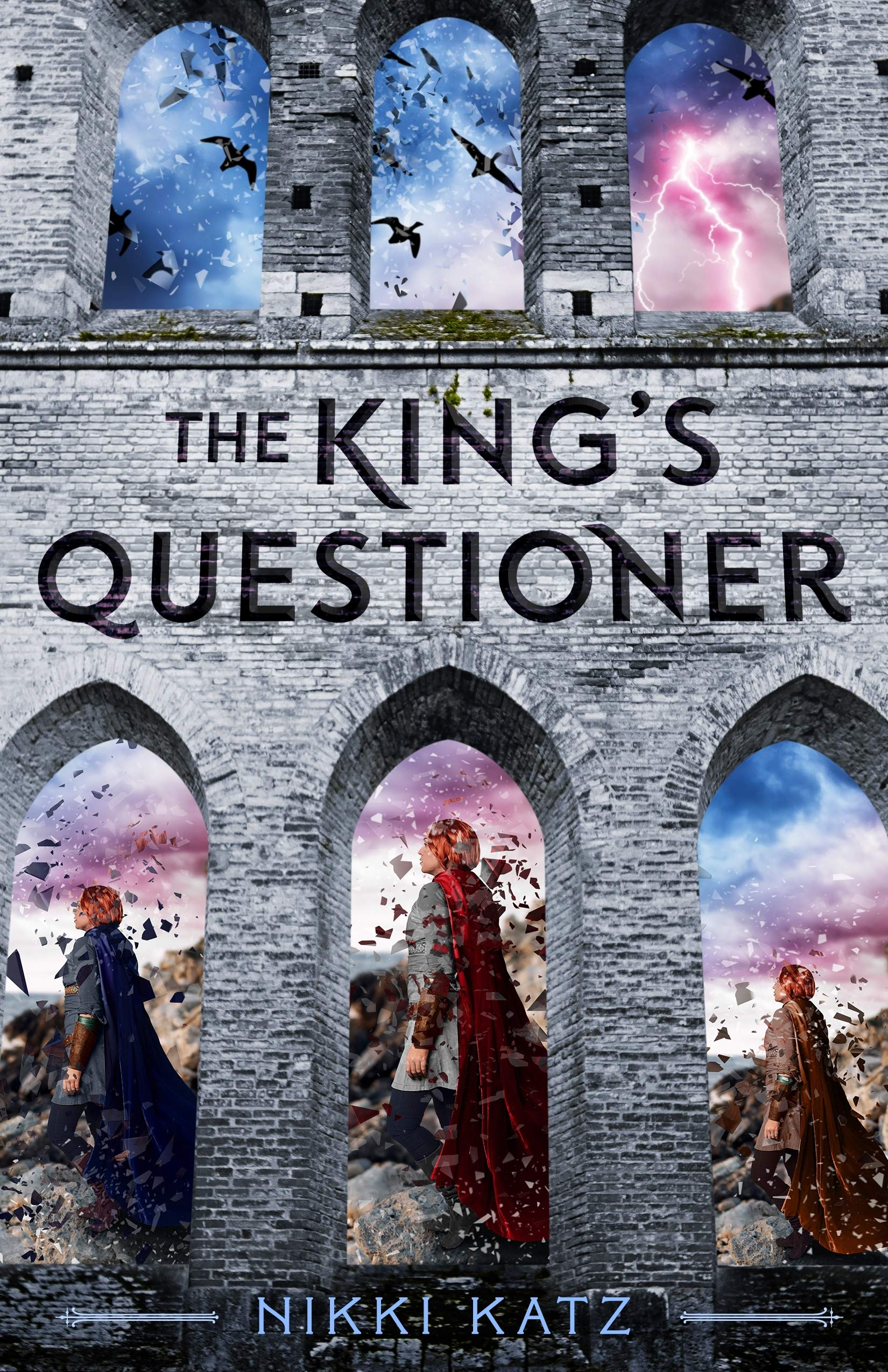 Amazon.com: The King's Questioner (9781250195449): Katz, Nikki: Books
