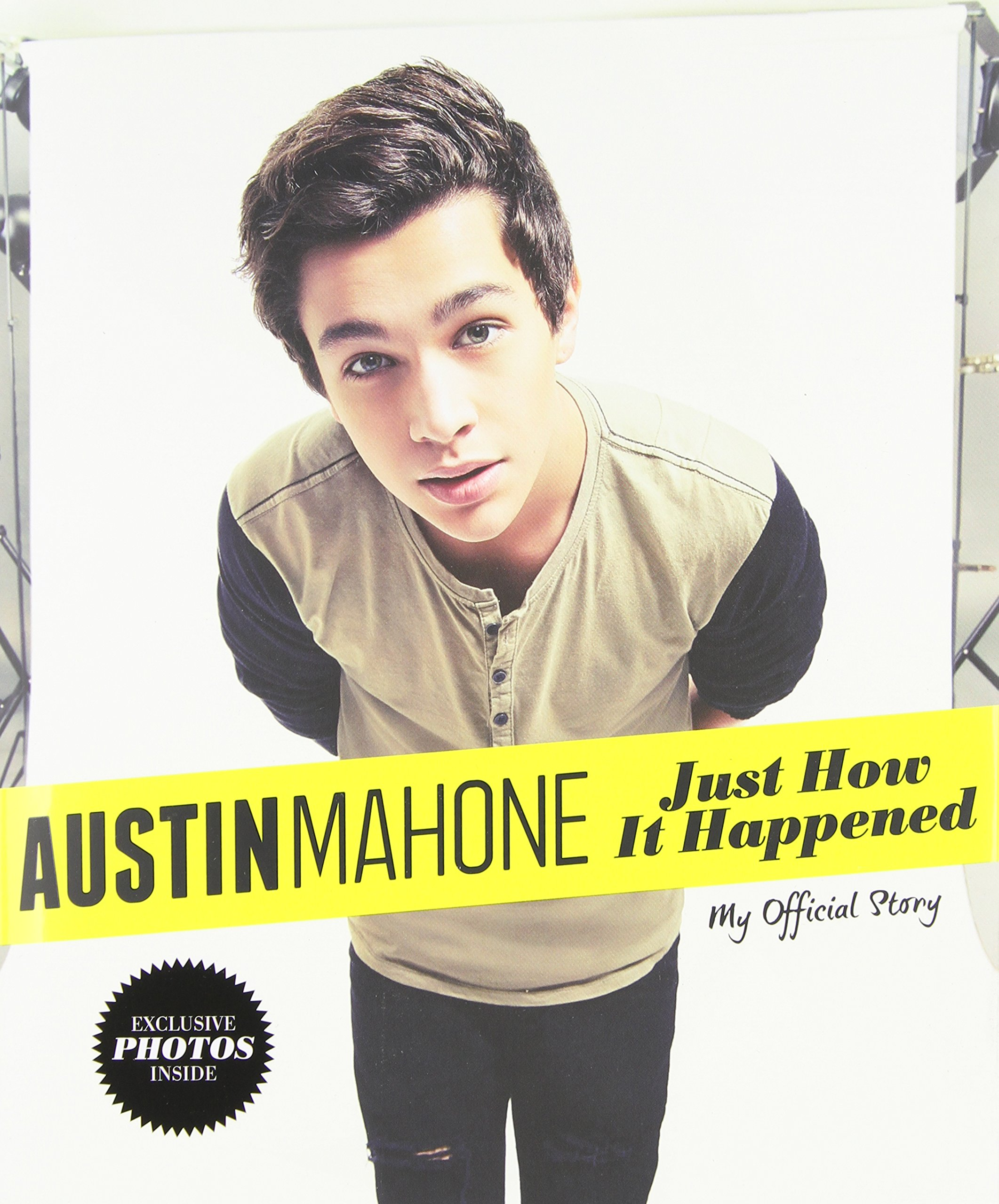 Download Austin Mahone: Just How It Happened: My Official Story pdf epub