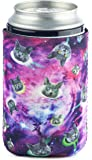 Funny Guy Mugs Space Cat Neoprene Can Coolie