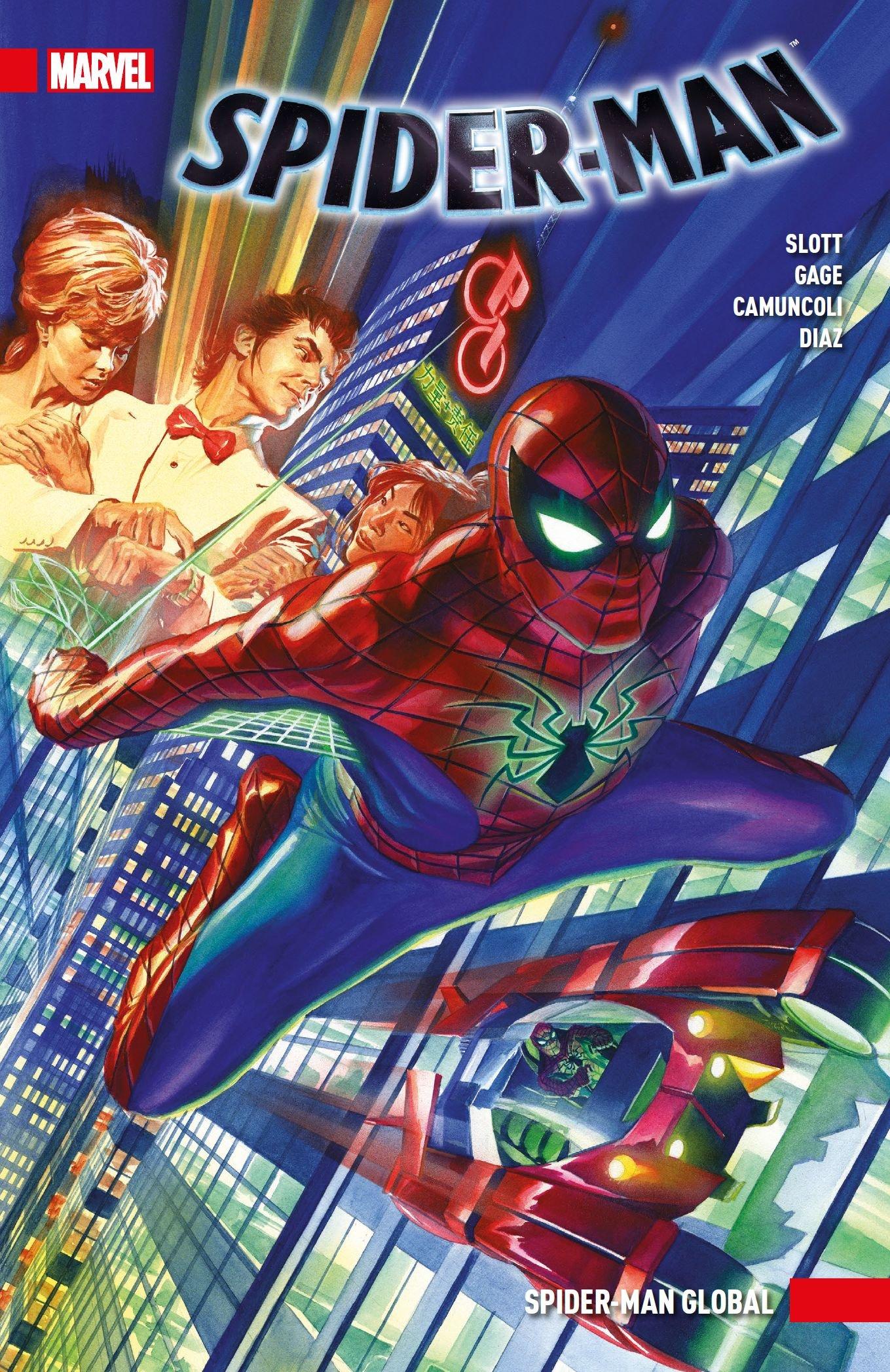 Spider-Man: Bd. 1: Spider-Man Global