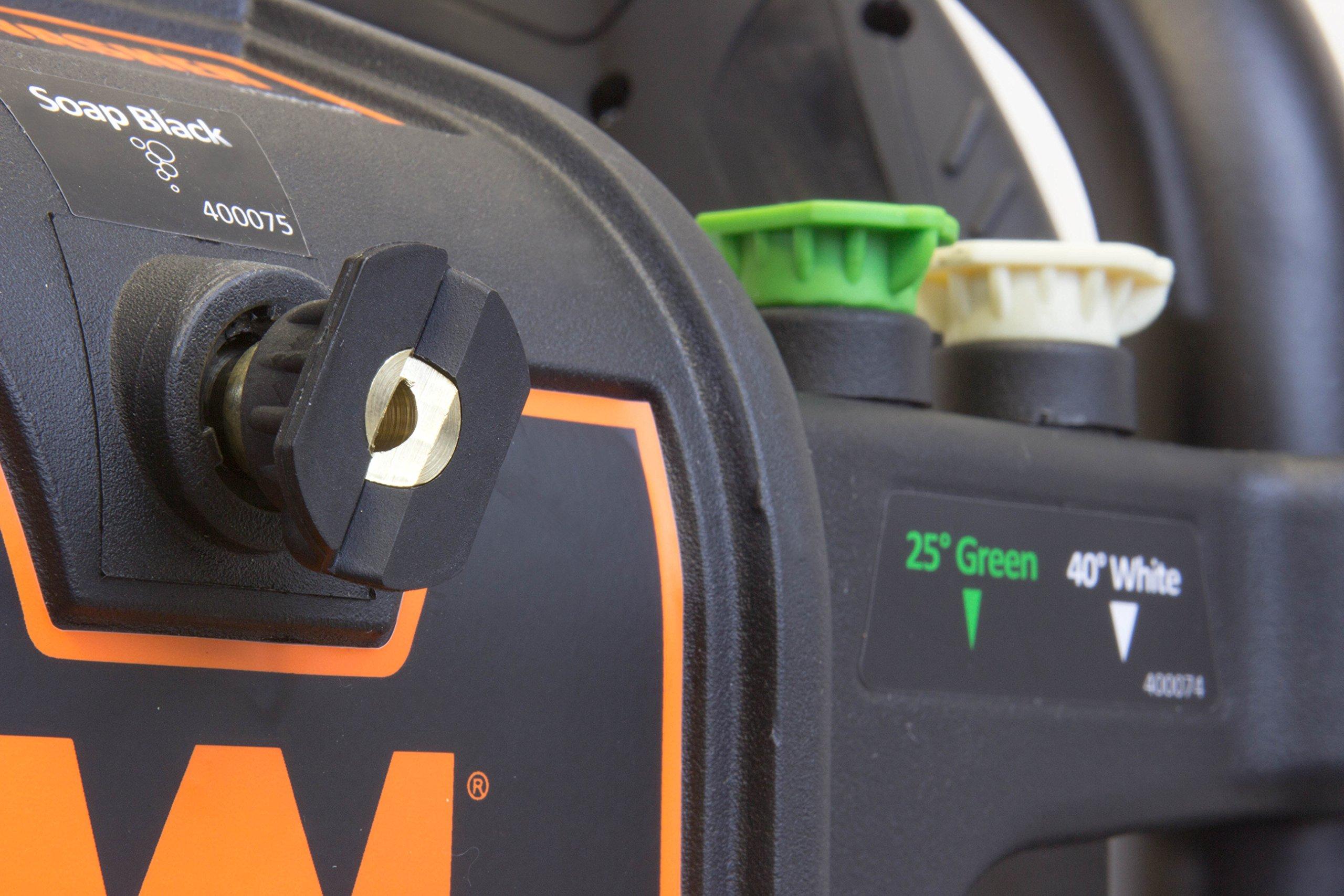 WEN PW31 3100 PSI Gas Pressure Washer, 208 cc by WEN (Image #3)