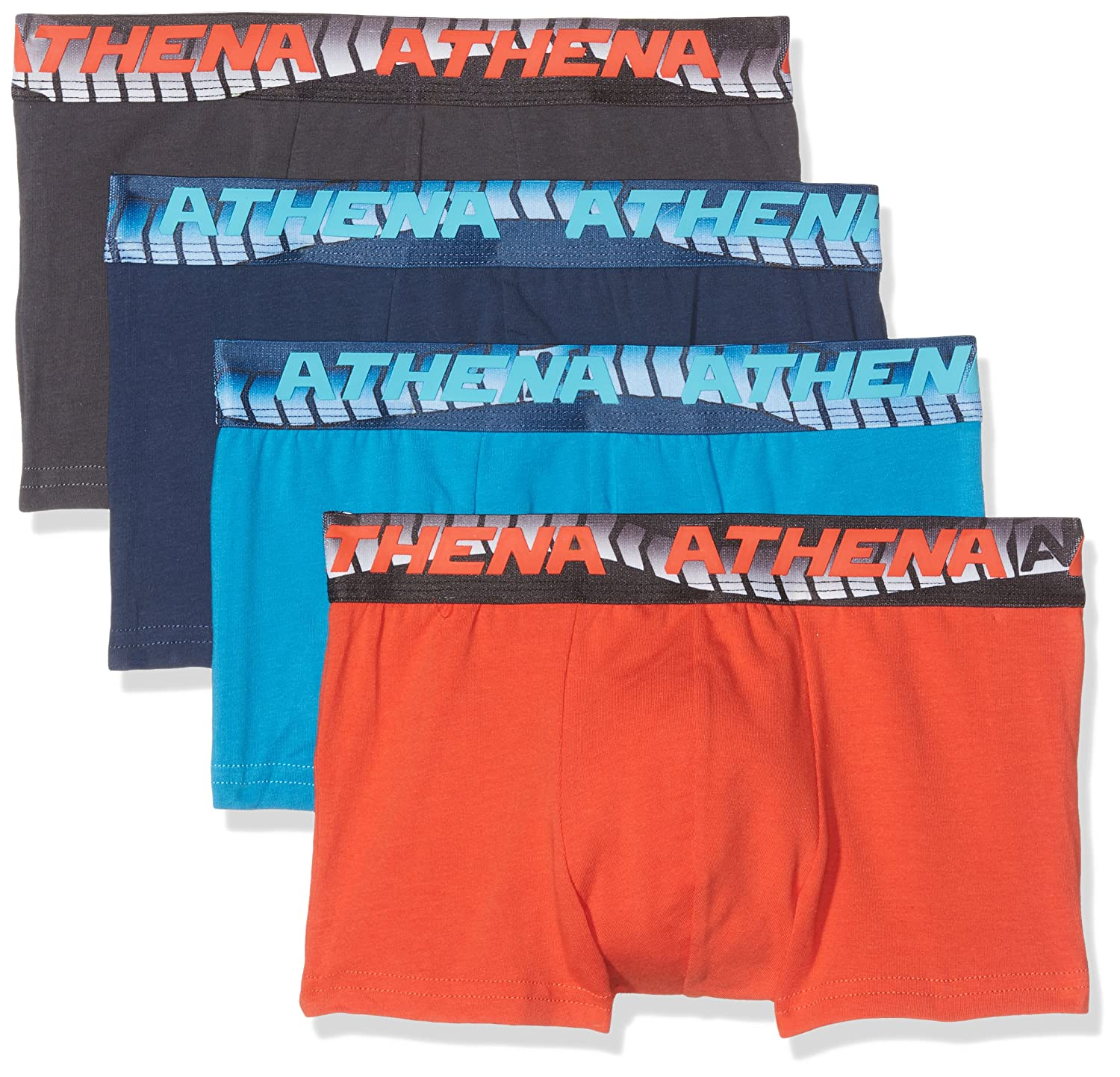 Athena Gum Boy Short Pack of 4