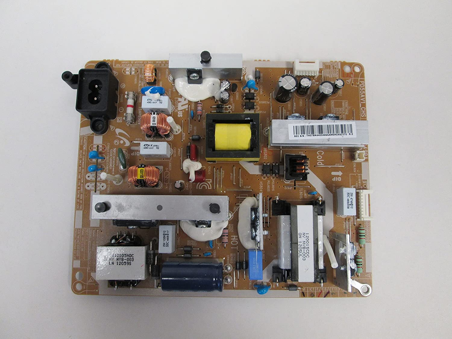 Buy Samsung Bn44 00499a Television Power Supply Tv Model