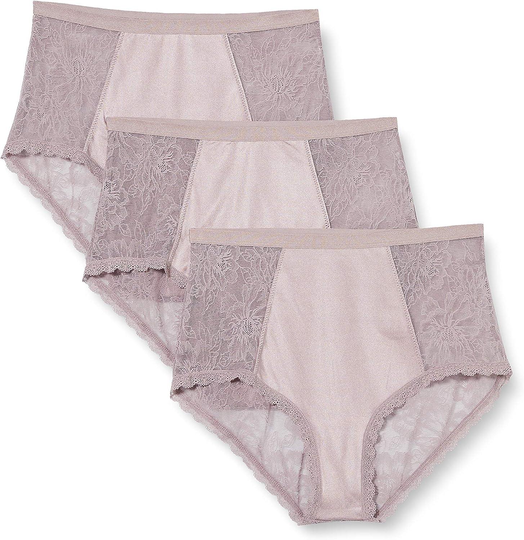 Marke 3er-Pack Iris /& Lilly Damen Slips
