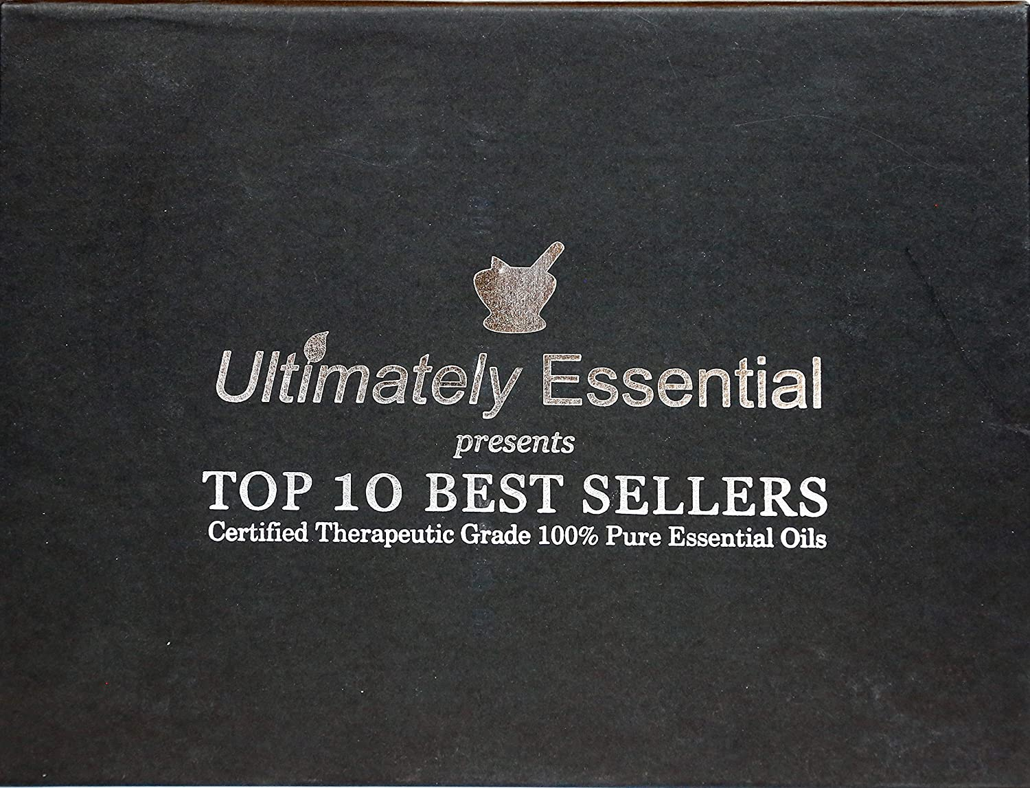 com ultimately essential oils top gift set ml  com ultimately essential oils top 10 gift set 10 10ml 2 empty to blend highest quality 100% pure therapeutic frankincense lavender peppermint