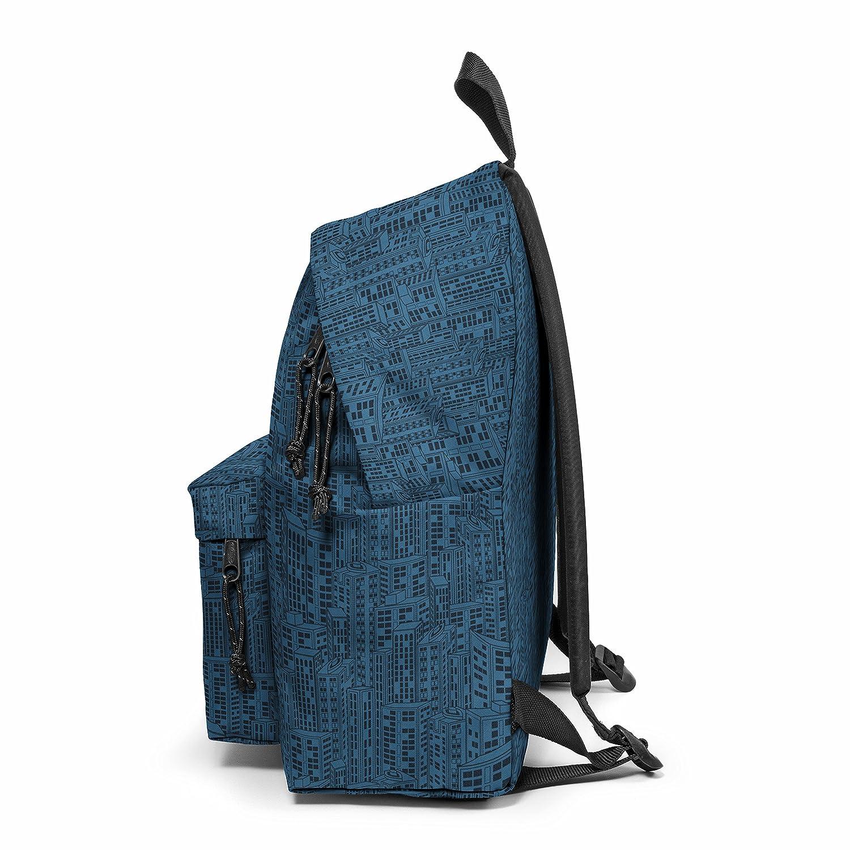 EASTPAK Padded PakR Sac /à dos Knit Blue