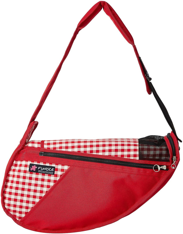 Fundle Picnic Bag, Red, L
