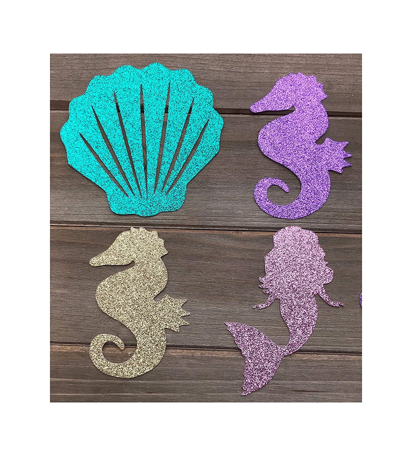 Candy Bags//DIY Under The Sea cut outs 10CT