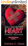 Self Inflicted Heart Shaped Wounds: Love Stories From The Backroad (Backroad Poetry Book 1)