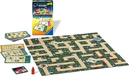 Ravensburger 20543 Escape The Labyrinth - Labyrinth cooperativo (a Partir de 6 años): Haferkamp, Kai: Amazon.es: Juguetes y juegos
