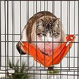 IRIS 2-Tier Cat Condo, Brown