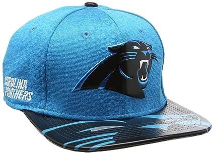 65410f3fb New Era Carolina Panthers Draft On Stage 2017 NFL Limited Edition Snapback  Cap M L 9fifty 950