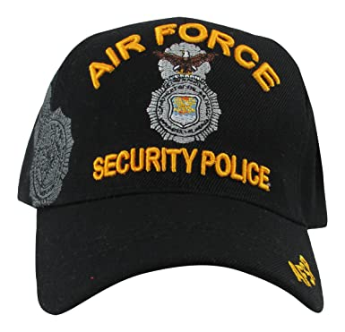 e311b93bea4 US Warriors U.S. Air Force Security Police Baseball Cap
