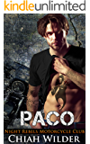 PACO: Night Rebels Motorcycle Club (Night Rebels MC Romance Book 5)