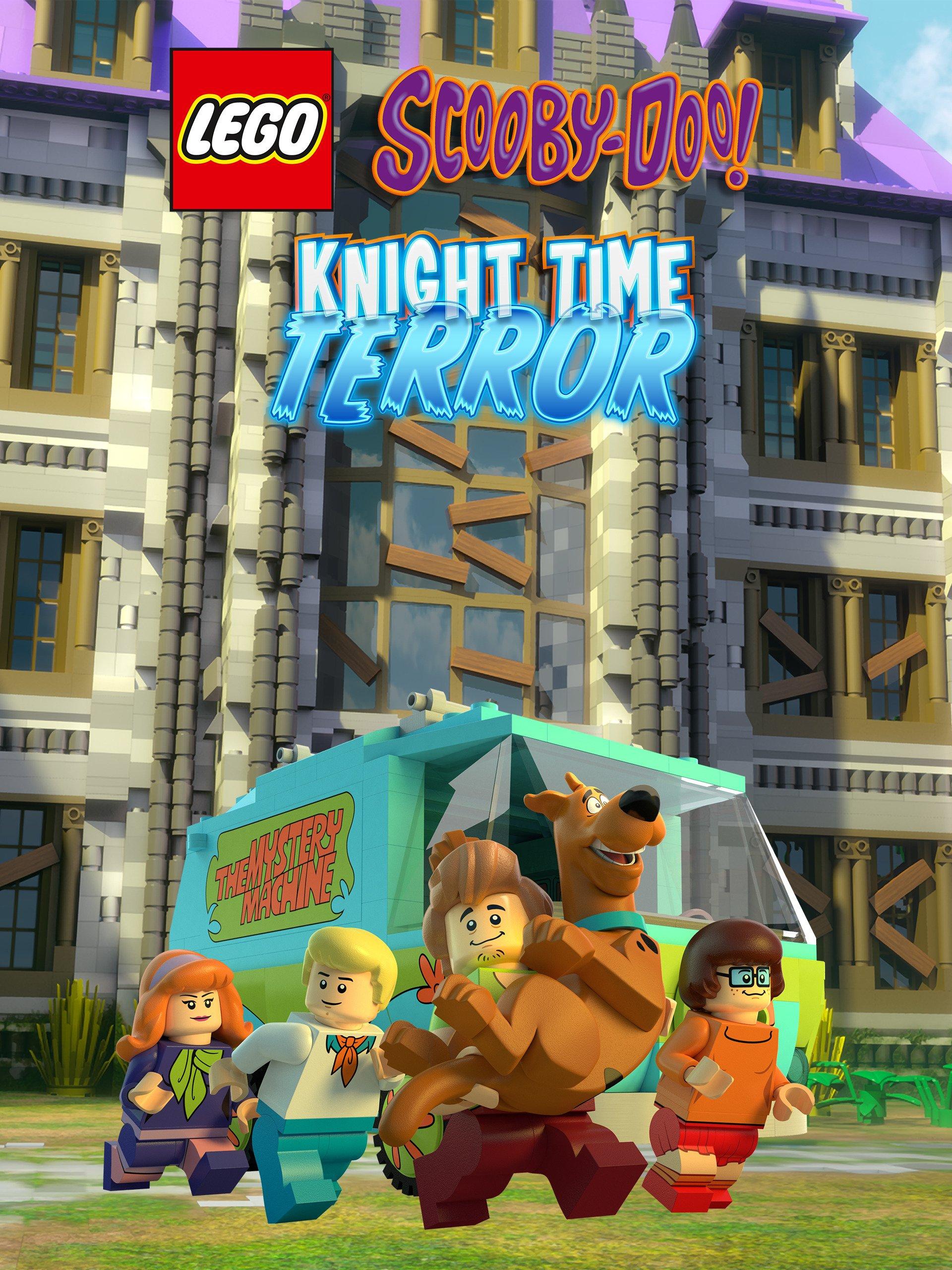 Amazon com: Watch LEGO Scooby Doo: Knight Time Terror