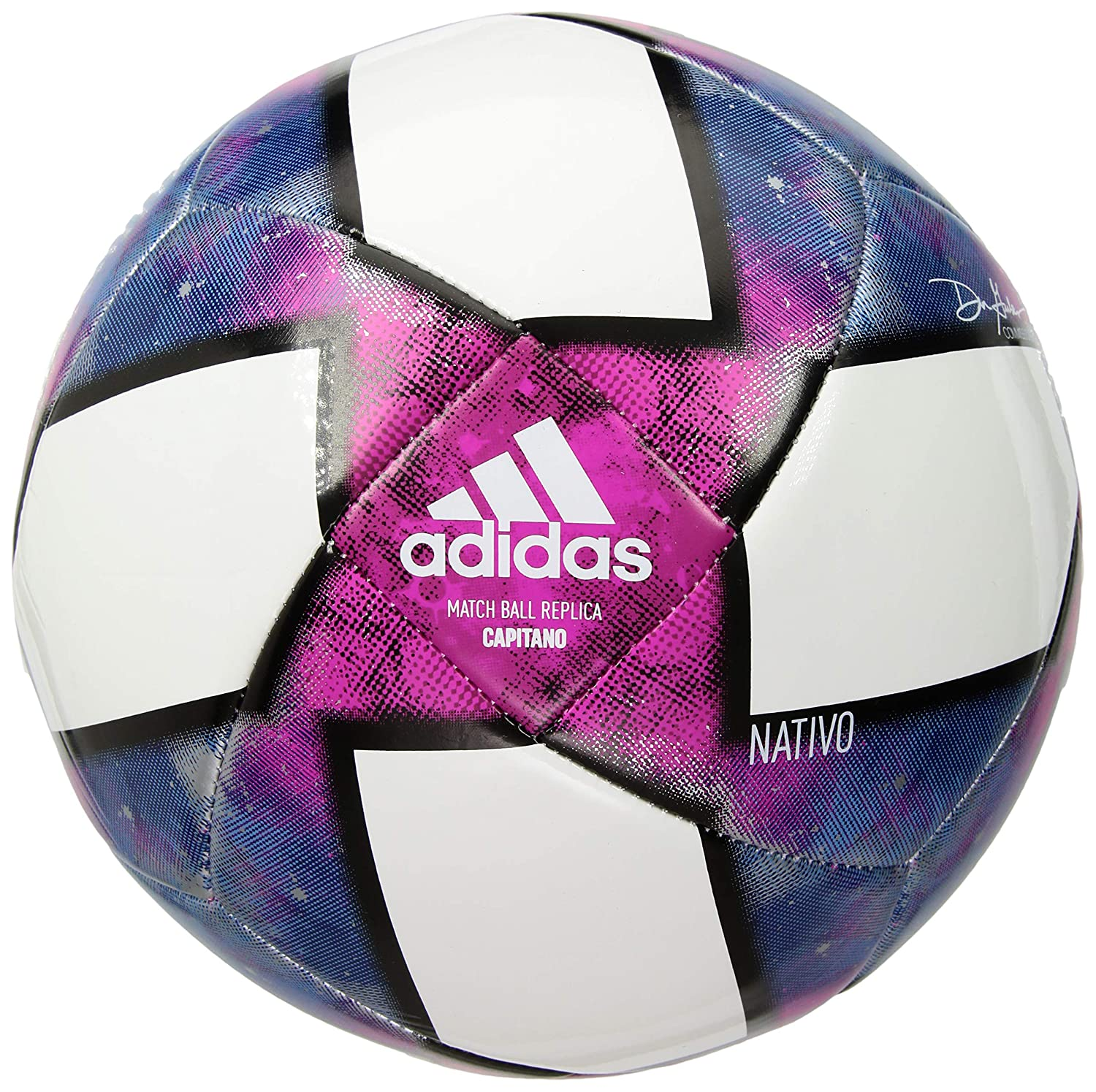 ec38cd6c5 Amazon.com : MLS Capitano Soccer Ball : Sports & Outdoors