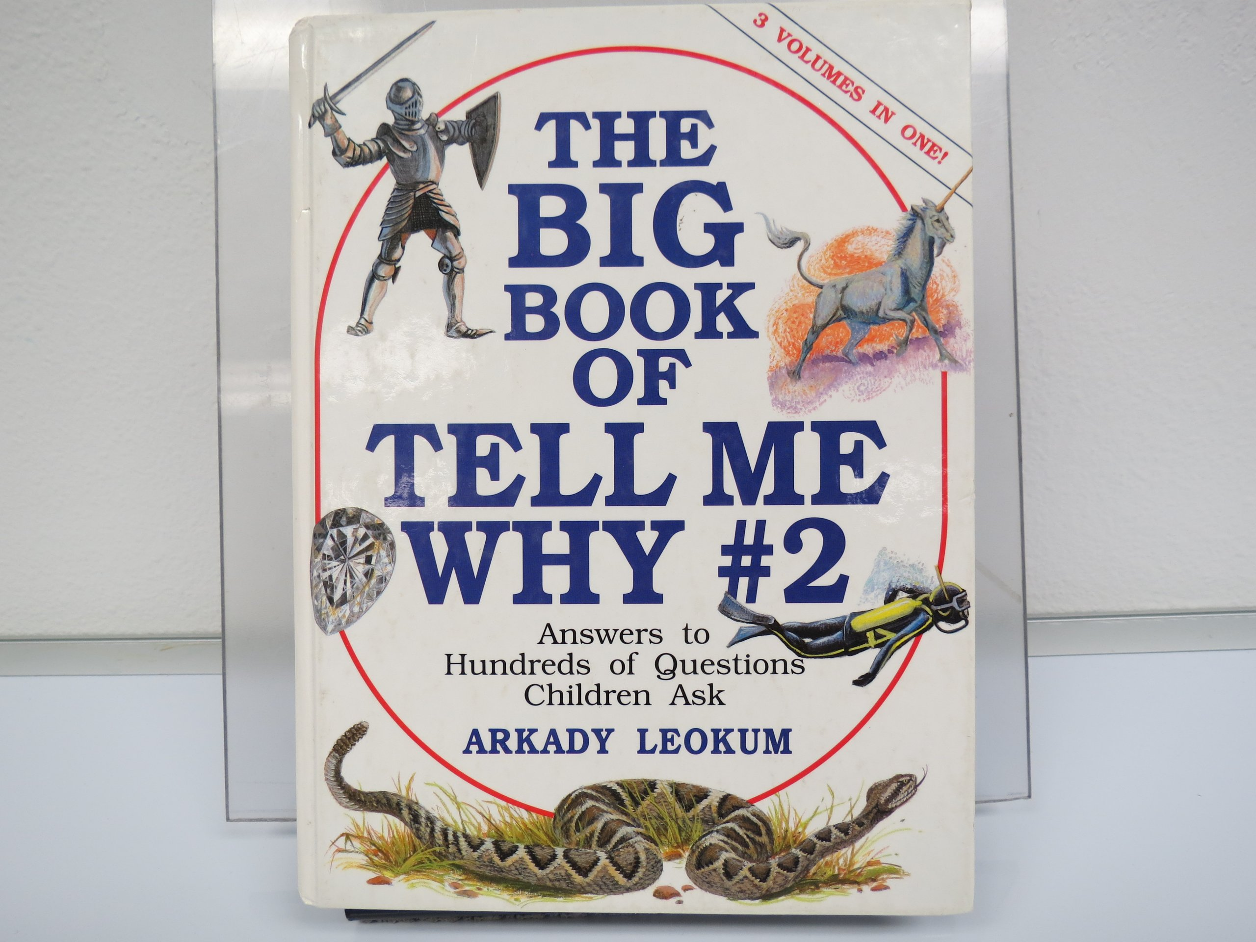 The Big Book Of Tell Me Why