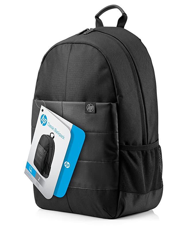 10d65fbe2f HP 1FK05AA 39.62 cm Classic Backpack for 15.6-Inch Laptop  Amazon.co.uk   Computers   Accessories