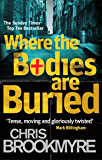 Where The Bodies Are Buried (Jasmine Sharp Book 1)