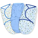 SwaddleMe Original Swaddle 3PK, Pooch, Small