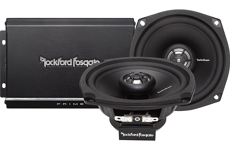 car marine amp combo rockford fosgate r1 hd2 9813 prime 140 watt 2