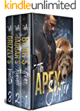 The Apex Shifter Complete Set: Books 1-3