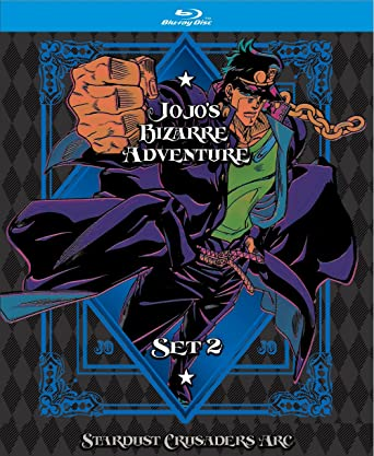 Amazon com: JoJo's Bizarre Adventure Set 2: Stardust Crusaders