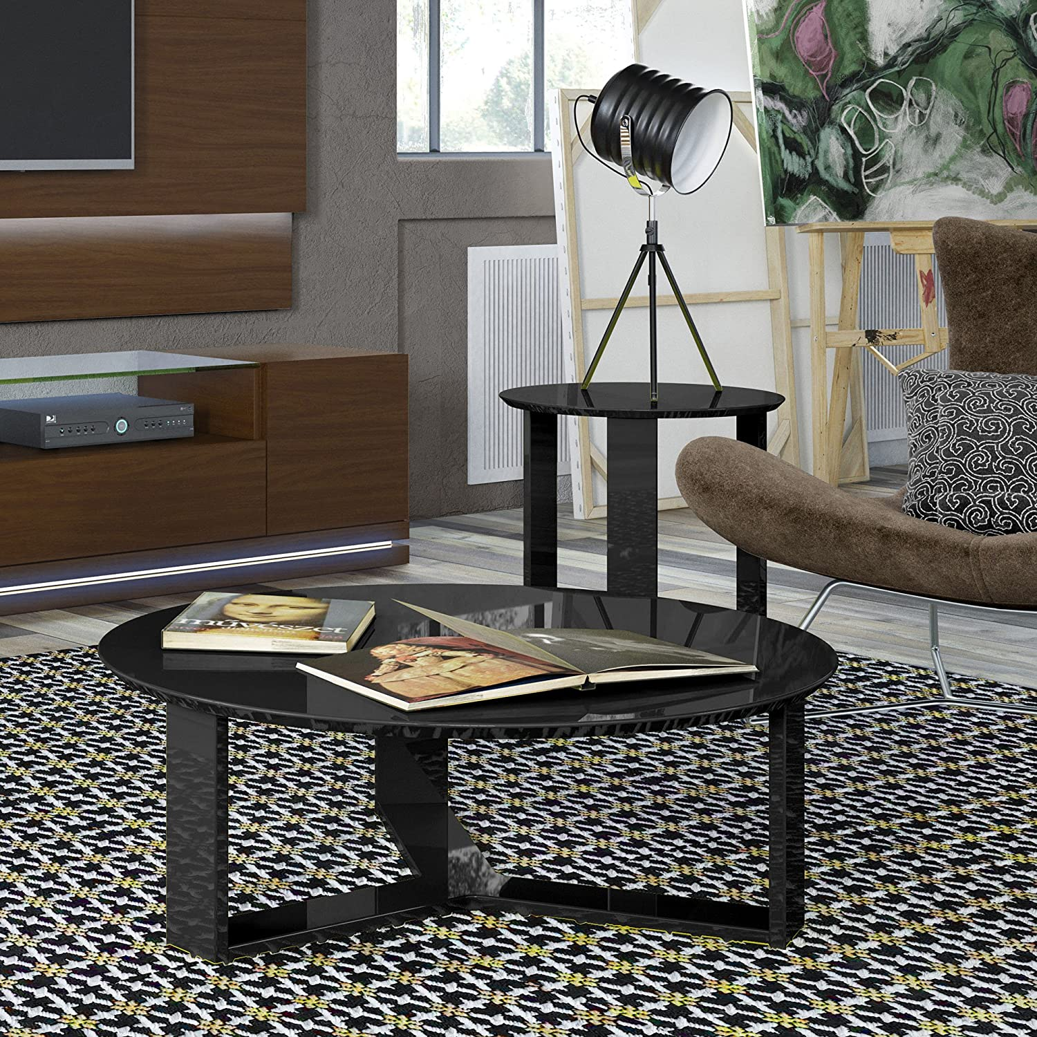 Amazon Manhattan fort Madison 1 0 Coffee Table Collection