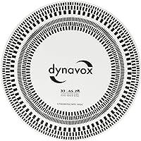 DynaVox Regelaar voor leeskop/stroboscoopschijf.