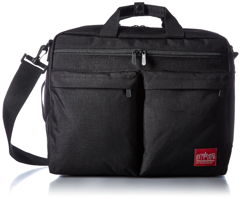 [マンハッタンポーテージ 公式] ブリーフケース Tribeca Bag MP1446ZH B01DFOT440  ブラック