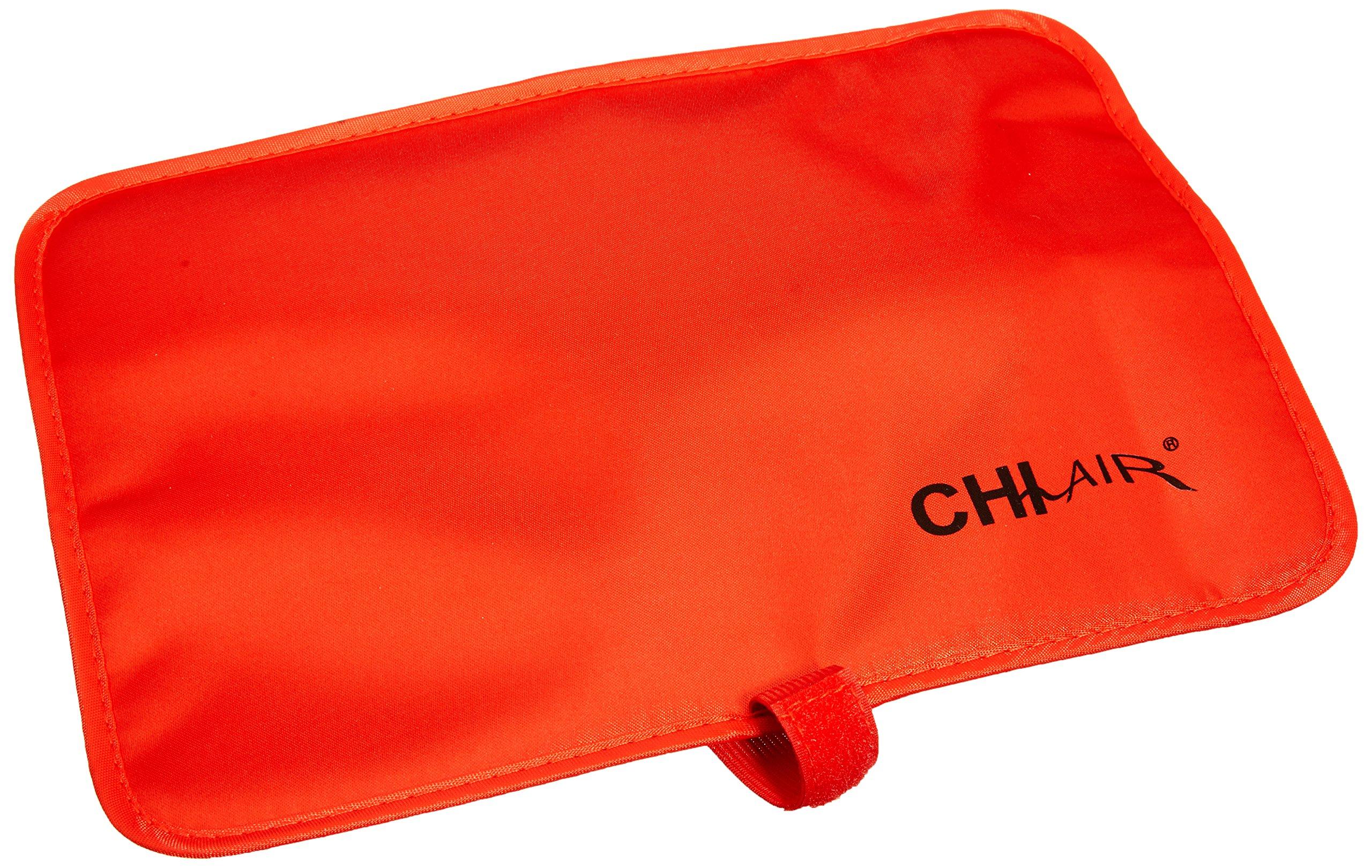 CHI Fire Red Tourmaline Ceramic Flat Iron by CHI (Image #3)