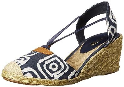 ad1d789267a Lauren Ralph Lauren Women's Cala Wedge Sandal