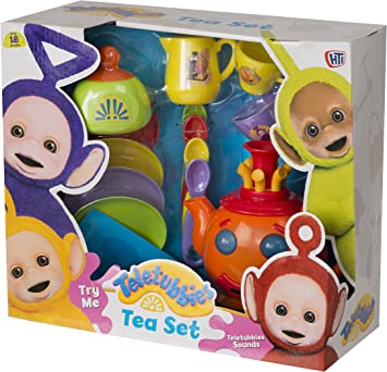 Teletubbies Tea Set