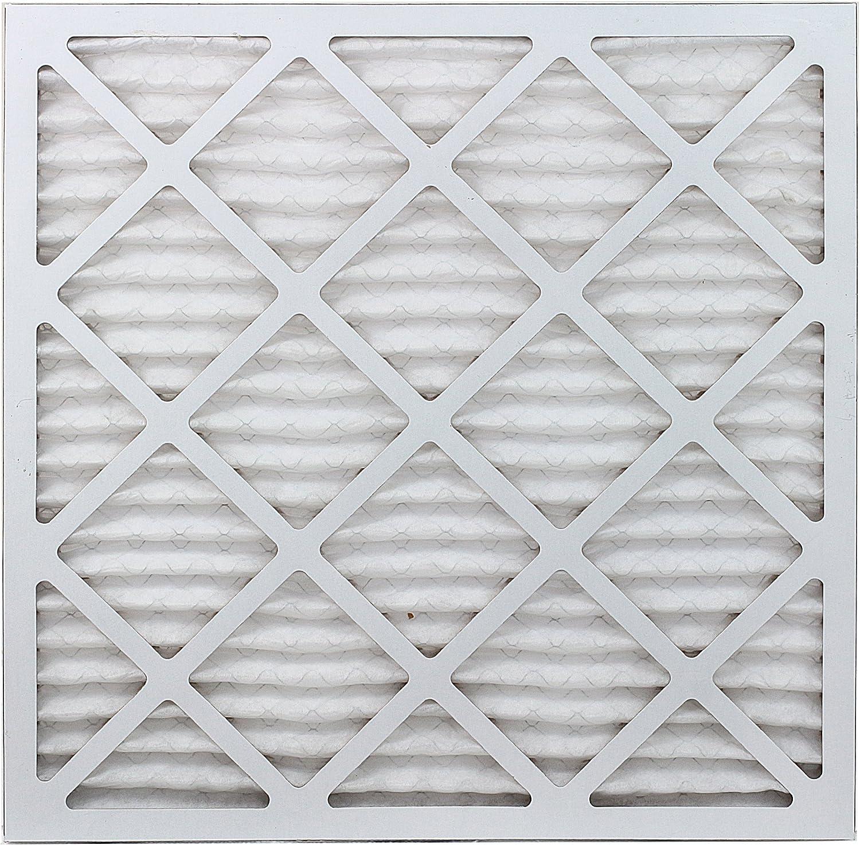 Platinum Pack of 2 Filters FilterBuy 22x22x1 MERV 13 Pleated AC Furnace Air Filter, 22x22x1
