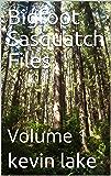 Bigfoot Sasquatch Files: Volume 1