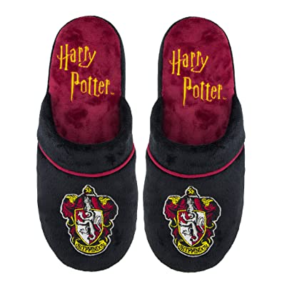 63de04743fcbb2 Cinereplicas Harry Potter Slippers Gryffindor Size M L Footwear ...