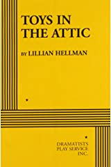 Toys in the Attic Paperback