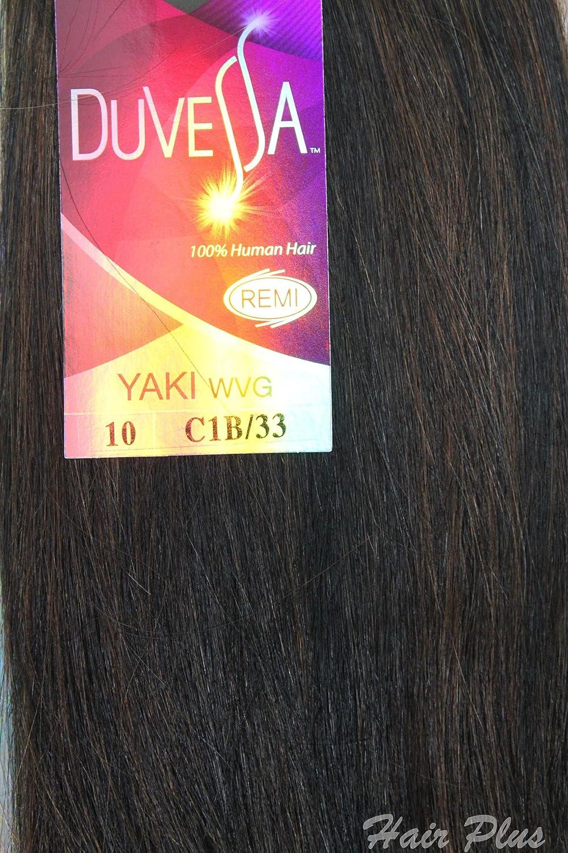 Amazon Outre Duvessa Remi Human Hair Weave Yaki 12 Inch
