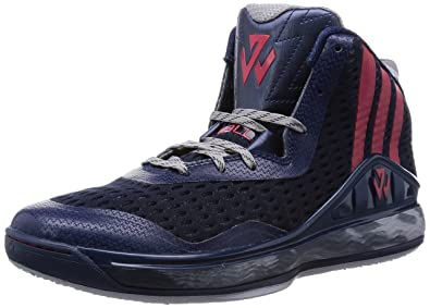 e590f54373a1 adidas Men s J Wall Trainers Blue Size  40 2 3 EU (7 UK)  Amazon.co ...