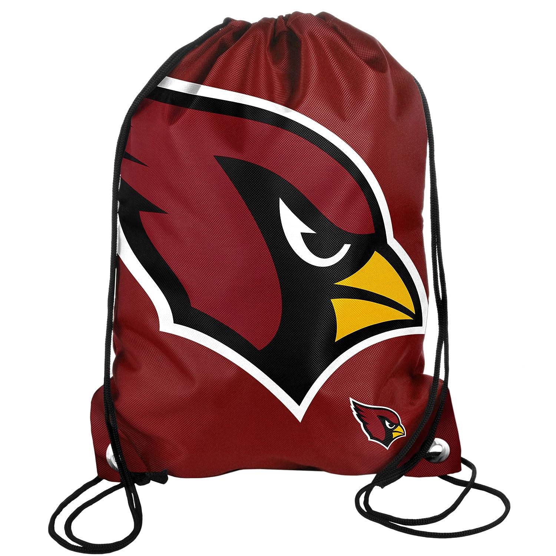NFL Football 2013公式チームロゴ巾着バックパック – Pickチーム! B00DOE4P50 アリゾナカージナルス アリゾナカージナルス